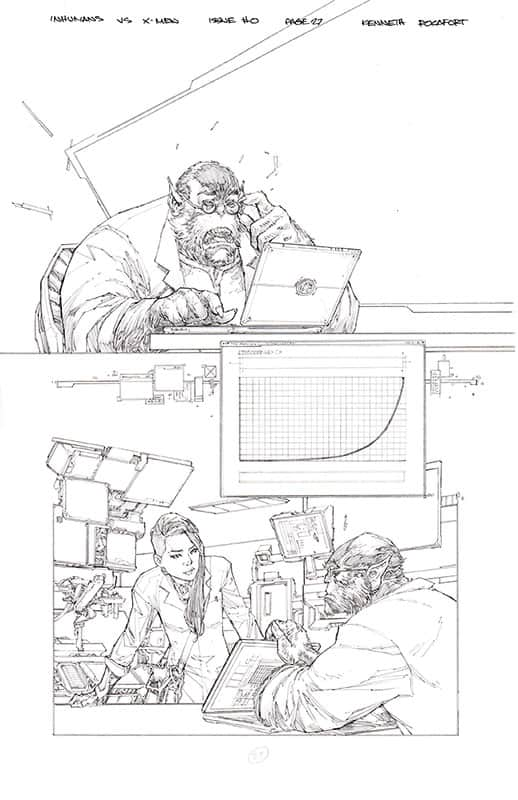Inhumans vs. X-Men # 0 pg27