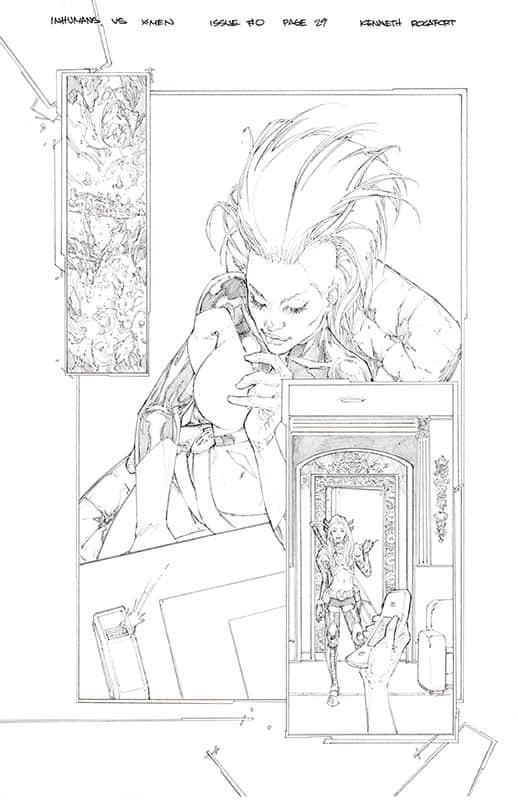 Inhumans vs. X-Men # 0 pg29