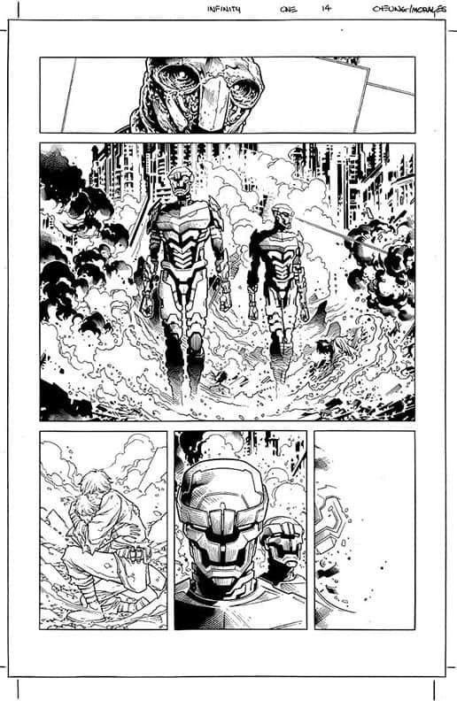 Infinity # 1 pg14