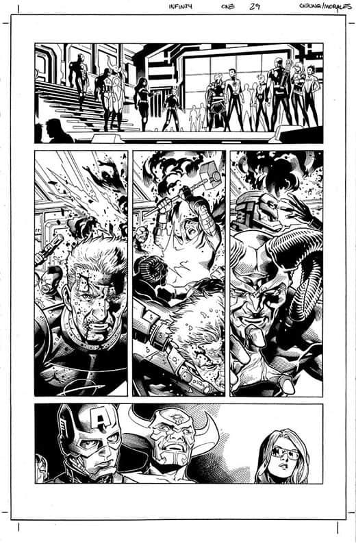 Infinity # 1 pg29