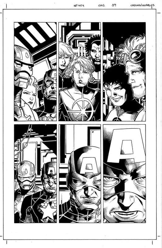 Infinity # 1 pg39
