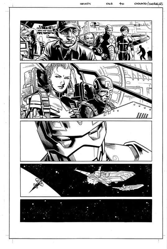 Infinity # 1 pg40