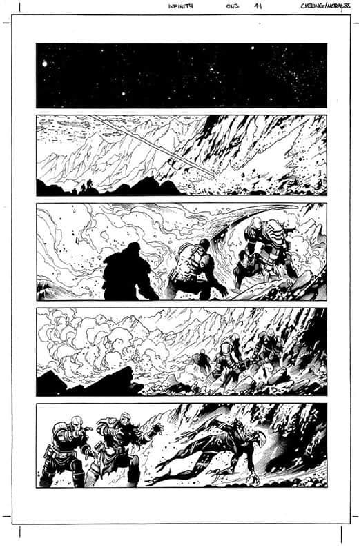 Infinity # 1 pg41