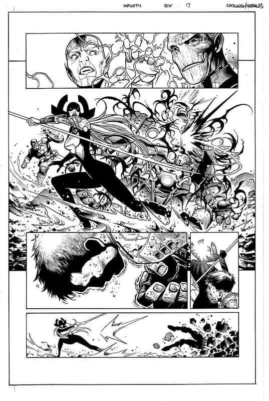 Infinity # 6 pg17