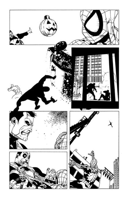 PUNISHER ANNUAL #1 PG19