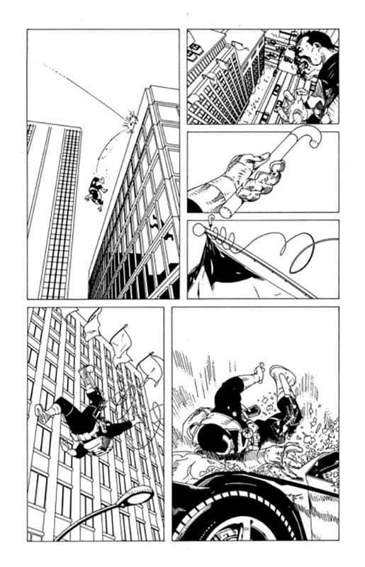 PUNISHER ANNUAL #1 PG21