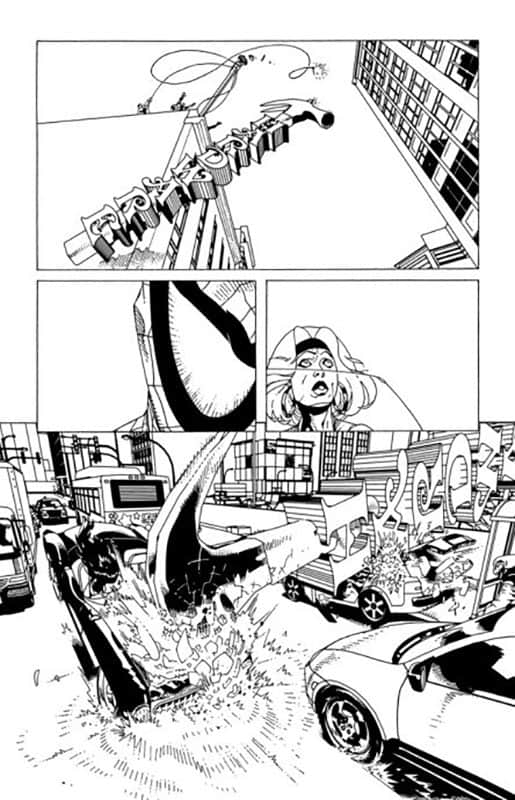 PUNISHER ANNUAL #1 PG26