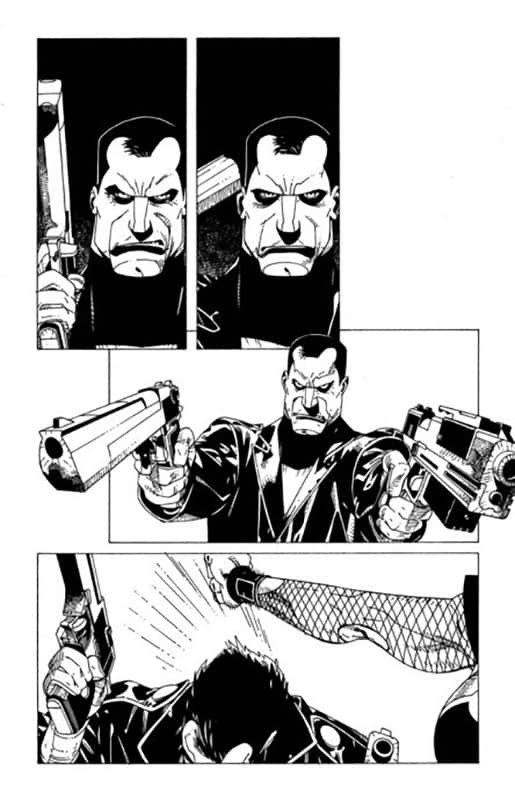 PUNISHER ANNUAL #1 PG 9