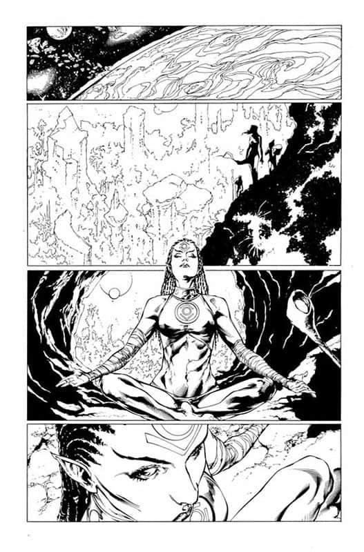 Lobo #10 pg 1
