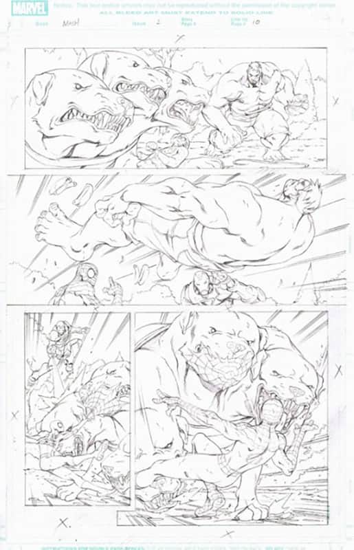 Marvel Adventures : Spiderman # 1 pg 10