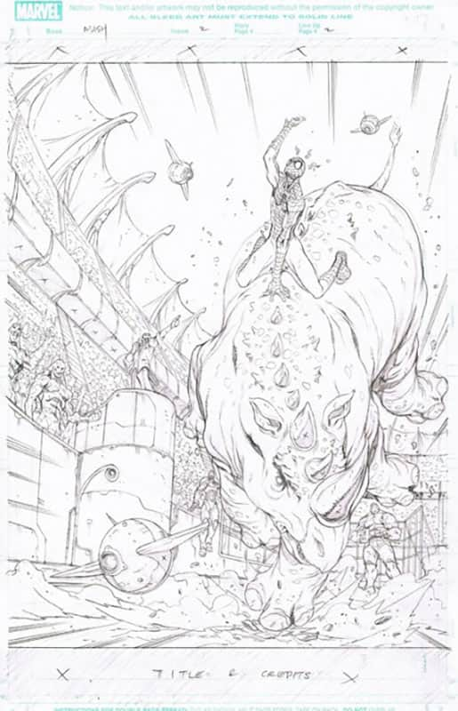 Marvel Adventures : Spiderman # 2 pg 2