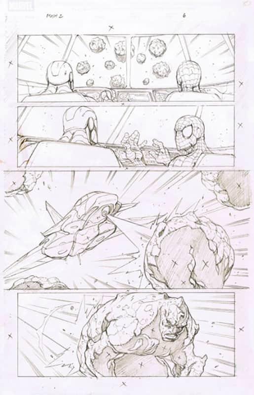 Marvel Adventures : Spiderman # 2 pg 6