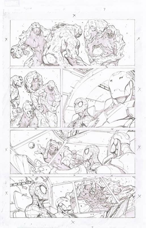 Marvel Adventures : Spiderman # 2 pg 7