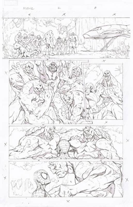 Marvel Adventures : Spiderman # 2 pg 8