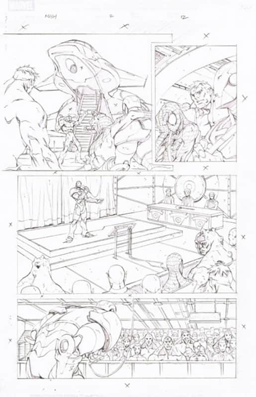 Marvel Adventures : Spiderman # 2 pg12