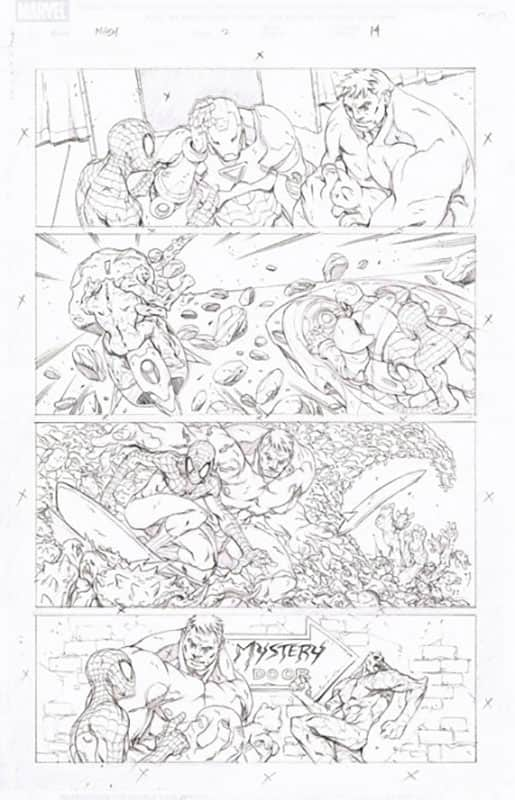 Marvel Adventures : Spiderman # 2 pg14