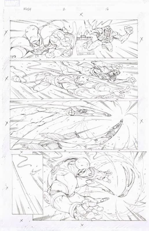 Marvel Adventures : Spiderman # 2 pg16