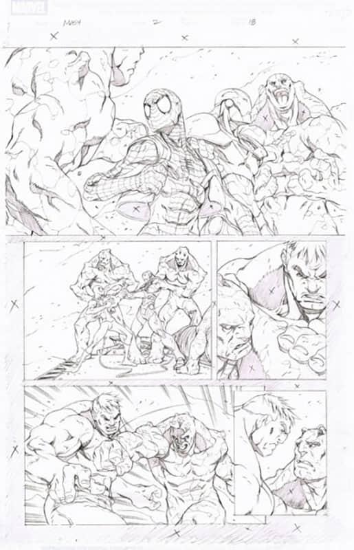 Marvel Adventures : Spiderman # 2 pg18
