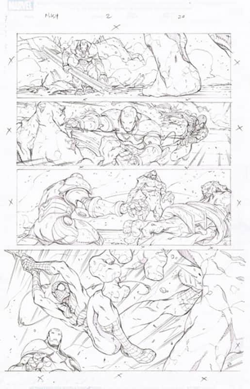 Marvel Adventures : Spiderman # 2 pg20