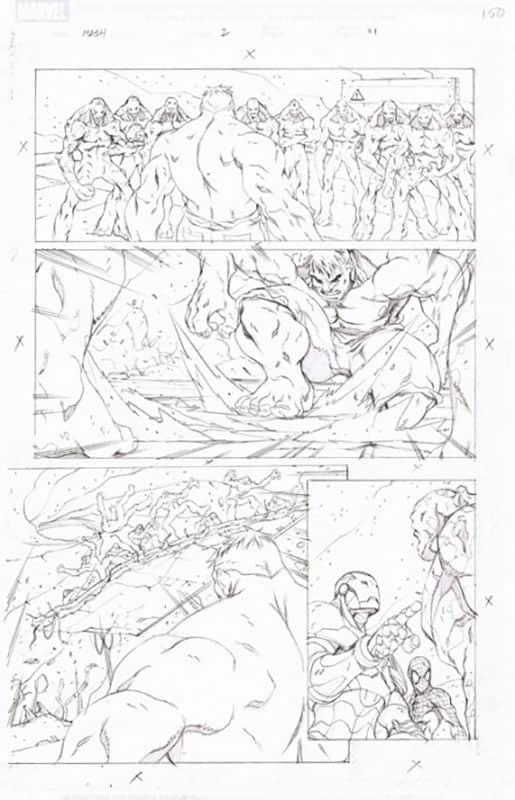 Marvel Adventures : Spiderman # 2 pg21