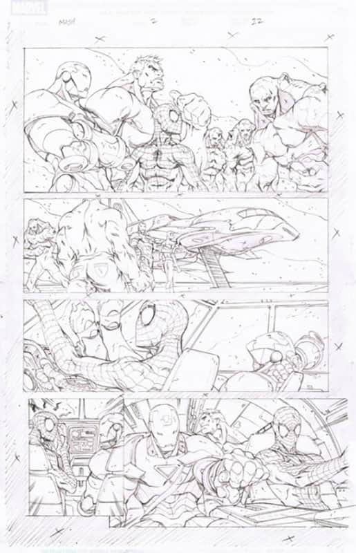 Marvel Adventures : Spiderman # 2 pg22