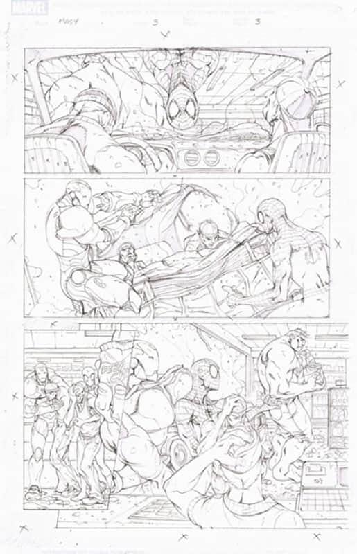 Marvel Adventures : Spiderman # 3 pg 3