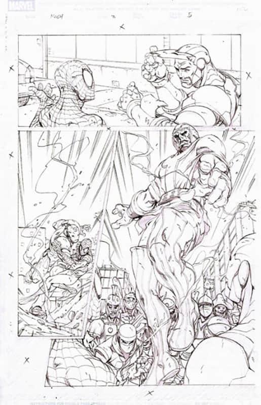 Marvel Adventures : Spiderman # 3 pg 5