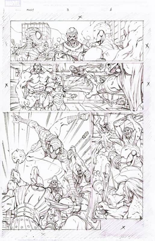 Marvel Adventures : Spiderman # 3 pg 6