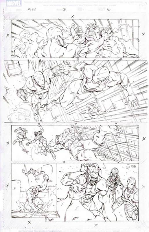 Marvel Adventures : Spiderman # 3 pg12