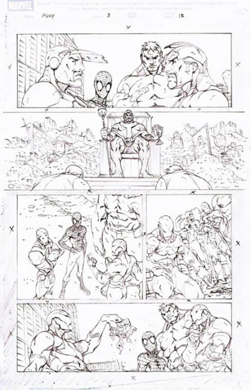 Marvel Adventures : Spiderman # 3 pg13