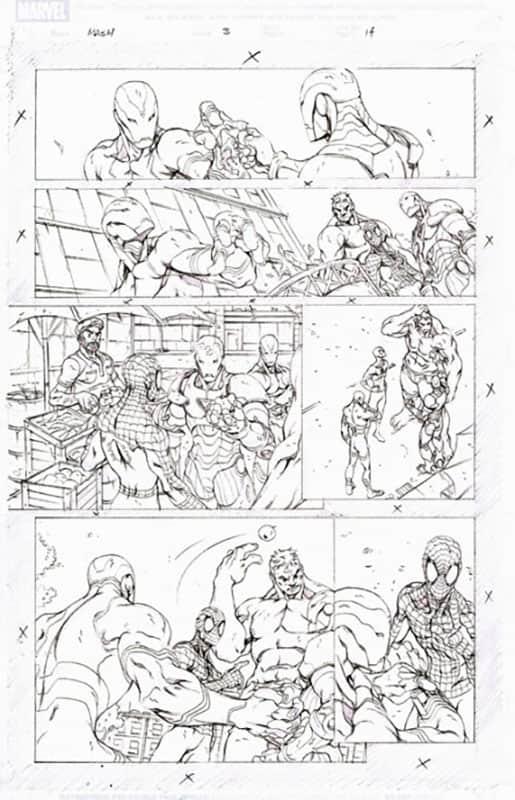 Marvel Adventures : Spiderman # 3 pg14