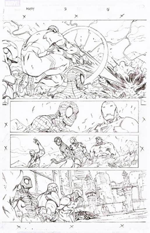Marvel Adventures : Spiderman # 3 pg16