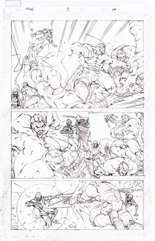 Marvel Adventures : Spiderman # 3 pg20