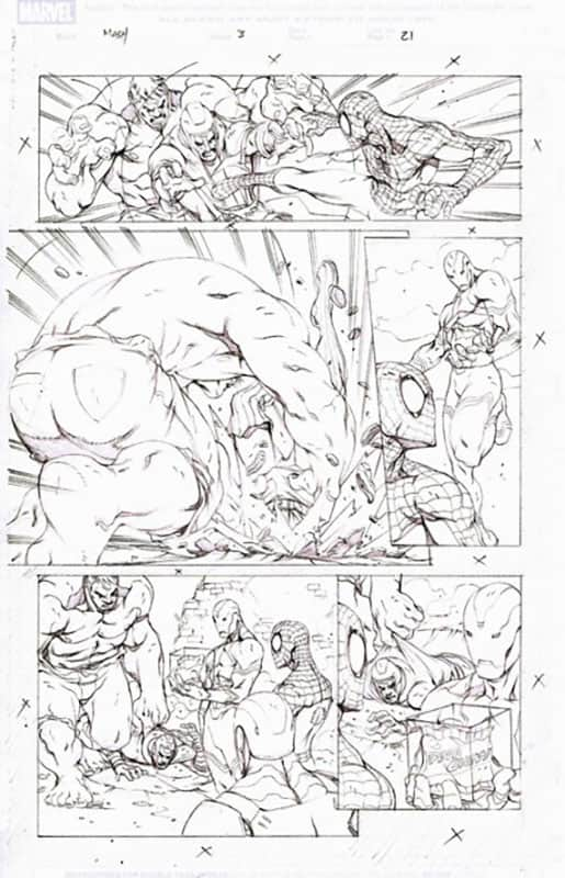 Marvel Adventures : Spiderman # 3 pg21
