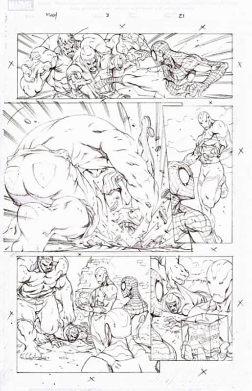 Marvel Adventures : Spiderman # 3 pg21