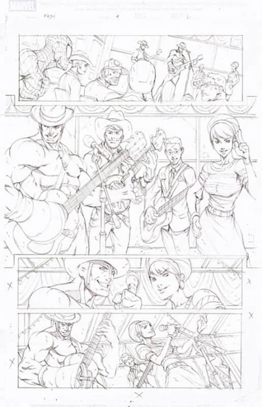 Marvel Adventures : Spiderman # 4 pg 6