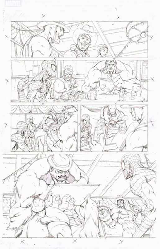 Marvel Adventures : Spiderman # 4 pg 7