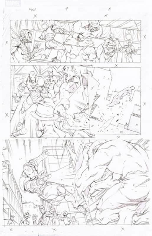 Marvel Adventures : Spiderman # 4 pg 8