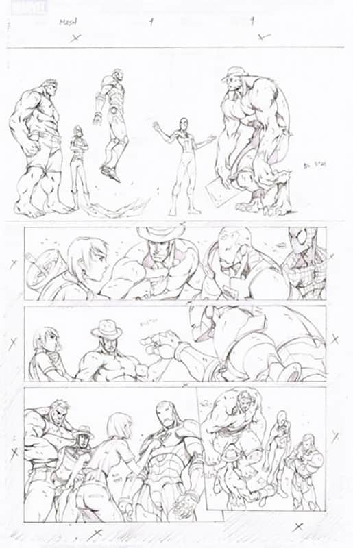 Marvel Adventures : Spiderman # 4 pg 9
