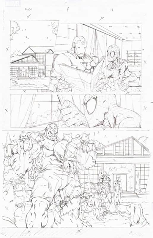 Marvel Adventures : Spiderman # 4 pg11