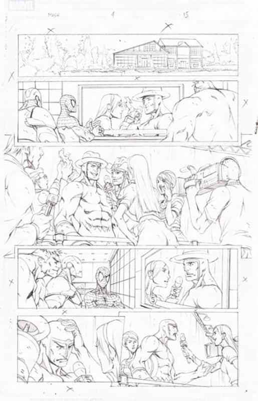 Marvel Adventures : Spiderman # 4 pg15