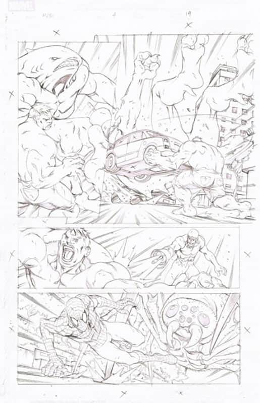 Marvel Adventures : Spiderman # 4 pg19