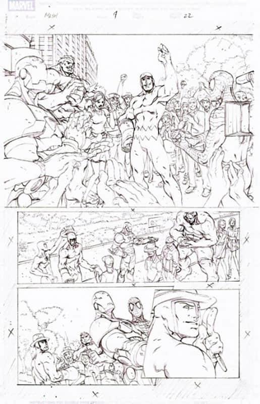 Marvel Adventures : Spiderman # 4 pg22