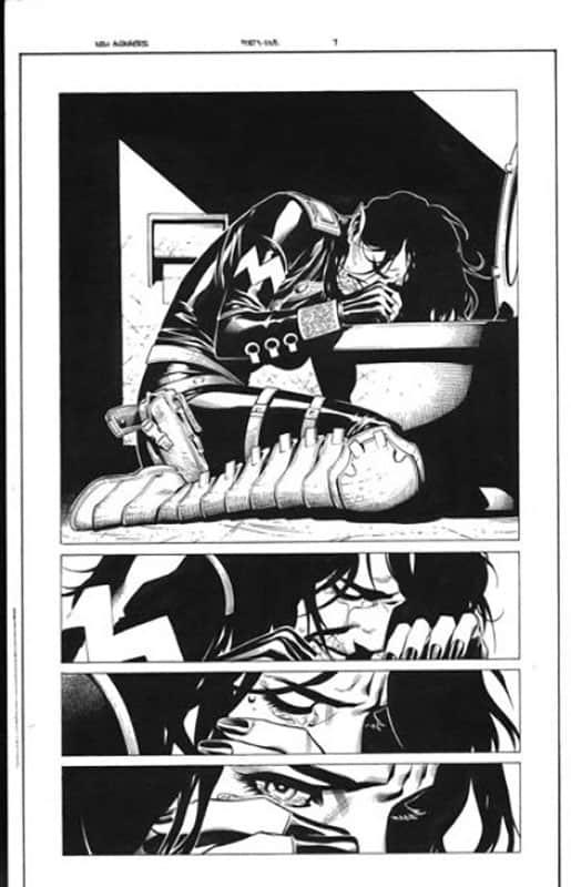 New Avengers #45 pg  7