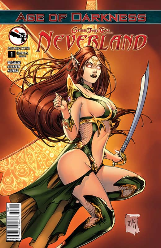 GFT: Neverland #1  Age of Darkness