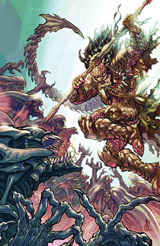 Alien vs. Predator : Life and Death # 1