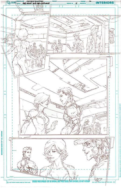 Red Hood & the Outlaws #11 pg12