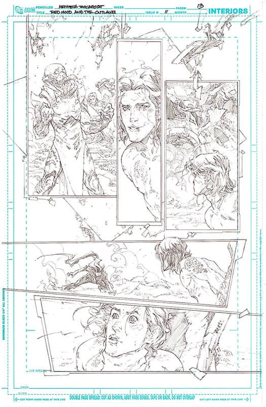 Red Hood & the Outlaws #11 pg13