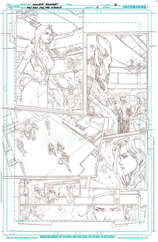 Red Hood & the Outlaws #11 pg 6