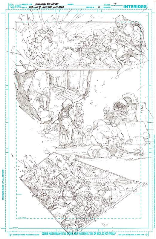 Red Hood & the Outlaws #11 pg 9
